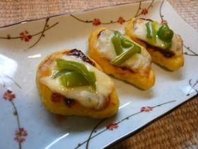 ナゲットの味噌マヨ・チーズ焼き☆