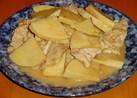 フライパンで!筍と豚肉の味噌煮