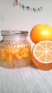 ♬美肌&健康に♬果実酢(はっさくver)