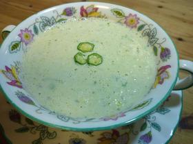 生コーンスープ(ロー・レシピ)