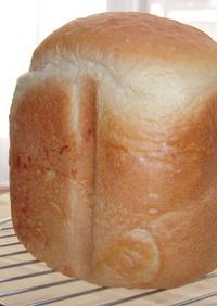 HB:国産強力粉でふわふわ食パン