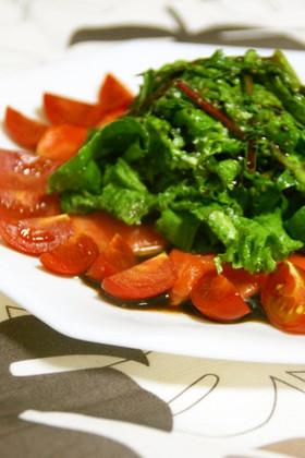 レストラン風♪サーモンとアボカドの前菜