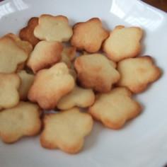 簡単!!材料3つ☆めちゃうまクッキー