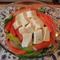 電子レンジでカニかま湯豆腐