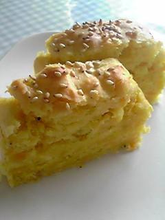 卵なし☆簡単さつまいものパウンドケーキ☆