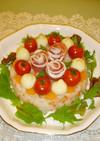 お祝いやおもてなしに♥ちらし寿司のケーキ