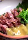 ホタルイカの辛子酢味噌♪