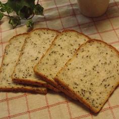 ☆黒ごま豆乳食パン☆