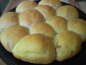ダッチオーブンで作るパン