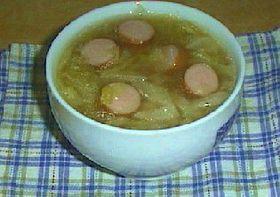 1年中おいしいキャベツのスープ