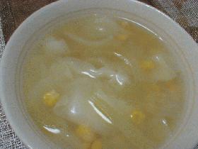 ♪簡単・ヘルシー!中華風とろとろスープ♪