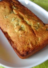 キウイジャムのパウンドケーキ