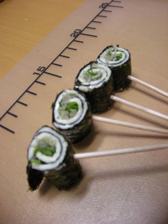 オシャレ(?)な一口海苔チーズおつまみ
