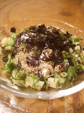まごはやさしい 栄養満点サラダ