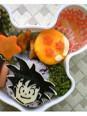 キャラ弁☆悟空&ドラゴンボール