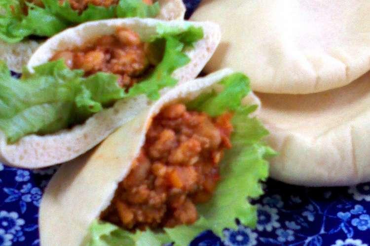 レシピ ピタパン 失敗しない!人気の「ピタパン」作り方 簡単に膨らむコツ