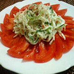 ☆簡単☆かにかま大根サラダ