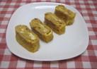 お弁当にも★ツナ&チーズの卵焼き