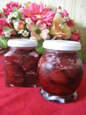 自分で作ろう!小粒苺で簡単自家製苺ジャム