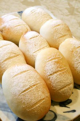 パン屋さんの味❤ほんのり甘い米粉パン