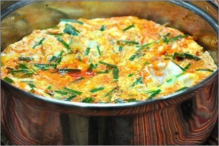 CONJU韓国料理♪しゅん豆腐卵チム