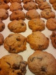 絶対おすすめ!チョコチップクッキーの写真
