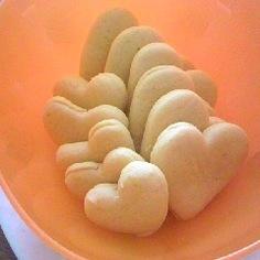 余った溶き卵で♪簡単米粉クッキー☆