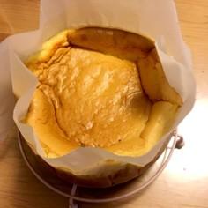 我が家のチーズケーキ☆