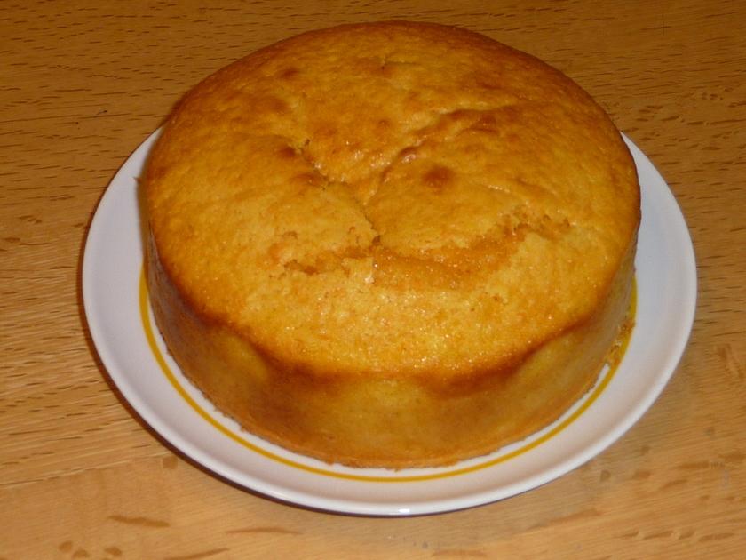 しっとりニンジンケーキ