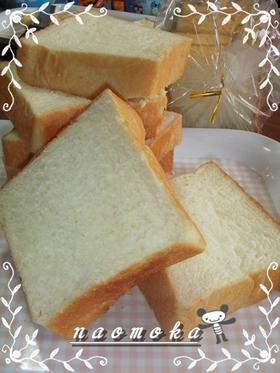 HB♡みるくリッチな角食パン☆