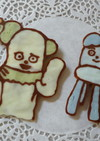 ◆キャラクターチョコ 作り方◆