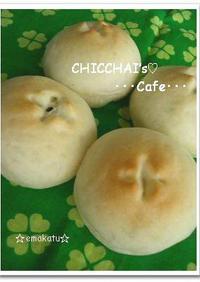 わたしの基本◆レンジパン◆