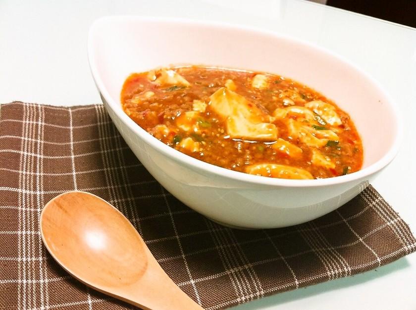 我が家の簡単♡麻婆豆腐