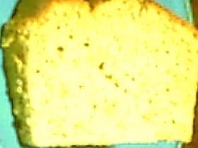 さつま芋の和風シフォンケーキ