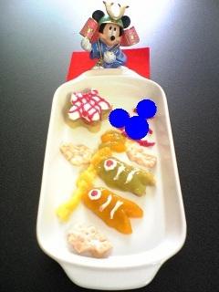 ☆こどもの日☆(離乳食)