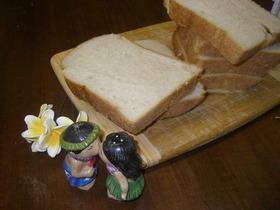 HBアメリカ食材でふわふわおいしい食パン
