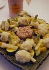 甘エビのサラダ