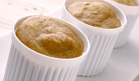 大豆粉のコーヒーケーキ