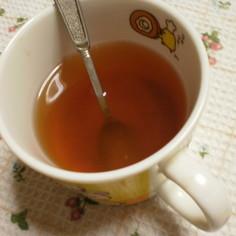 柚茶を入れるだけ!ローズヒップティー✿