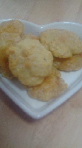 にんじんソフトクッキー^^