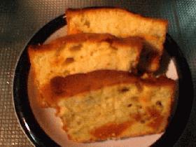 +かぼちゃのパウンドケーキ+