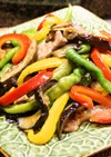 パパッと♪豚肉と彩り野菜のナンプラー炒め