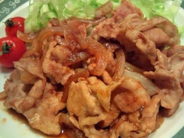 美味しい 生姜 焼き レシピ