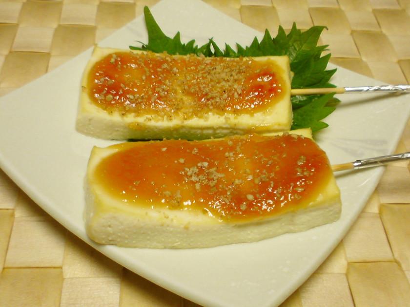 トースターで簡単 ✿豆腐の田楽✿