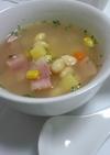 野菜たっぷり健康◎ソイスープ◎