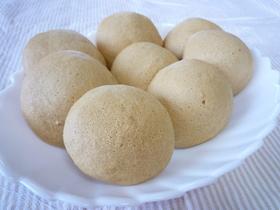 ふんわり♡きな粉たまごパン