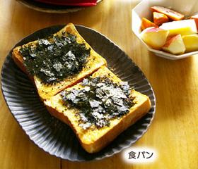 のりごま★トースト♪