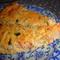 キーシュ風ズッキーニのエッグオーブン焼き
