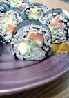 蕎麦寿司★