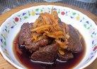 お弁当に♪おつまみに♪牛肉のしぐれ煮☆